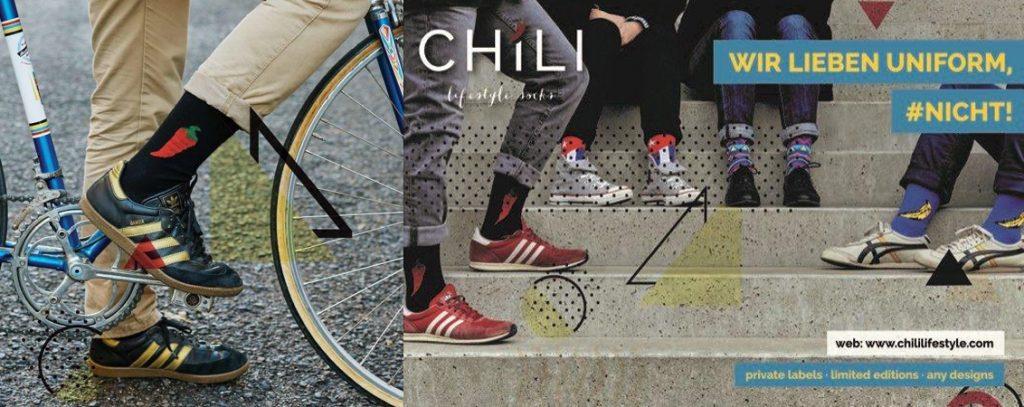 Chili Lifestyle Socks